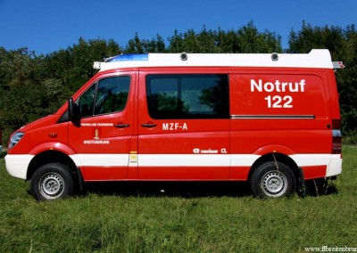 MZF-A - Fahrerseite