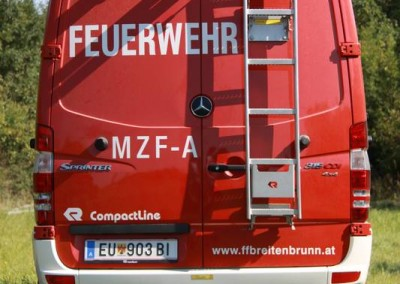 MZF-A - Rückseite
