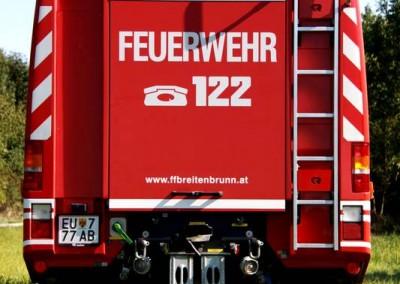 TLF-A - Rückseite