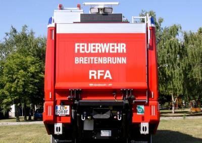 RFA - Rückseite