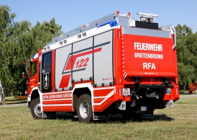 RFA - Hinten seitlich