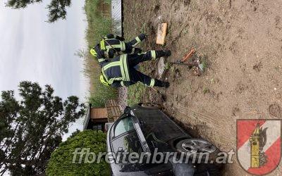 Einsatz 16, 30.05.2019 – Technischer Einsatz / Fahrzeugbergung