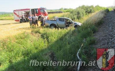 Einsatz 20, 28.06.2019 – Technischer Einsatz / Verkehrsunfall