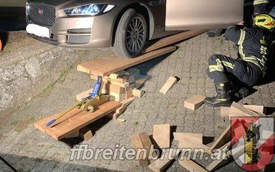 Einsatz 24, 20.07.2019 – Technischer Einsatz / Fahrzeugbergung