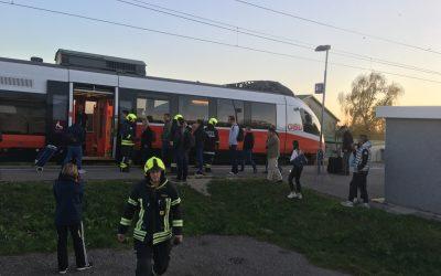 Einsatz 30, 04.11.2019 – Brandeinsatz / Brand im Zug