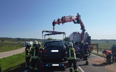 Einsatz 12, 18.05.2020 – Technischer Einsatz / Verkehrsunfall