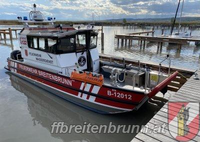 Boot - seitlich