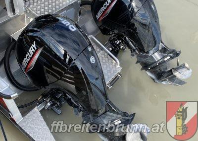 Mercury EFI 150CXL Motoren