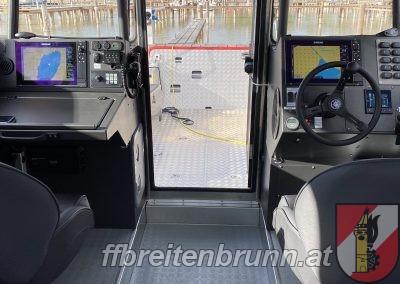 Boot Führerstand