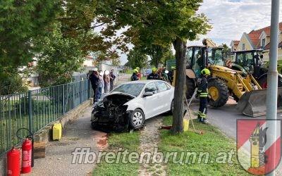 Einsatz 44, 11.09.2020 – Technischer Einsatz / Verkehrsunfall