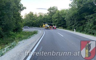 Einsatz 34, 26.06.2021 – Technischer Einsatz / Verkehrsunfall
